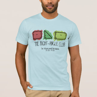 The Right-Angle Club T-Shirt