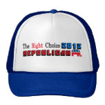 The Right Choice Trucker Hat