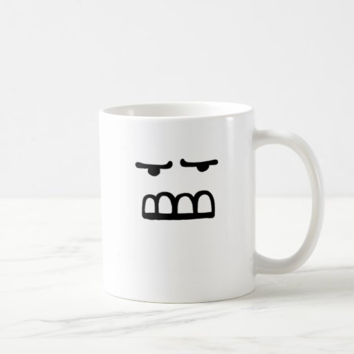 The Right Hand Happy Mug: AS SEEN ON THE IT CROWD!