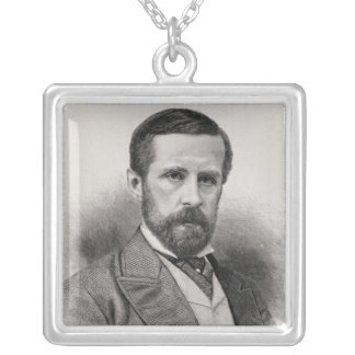 The Right Hon. The Earl of Aberdeen Silver Plated Necklace