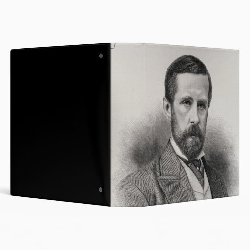 The Right Hon. The Earl of Aberdeen Vinyl Binders