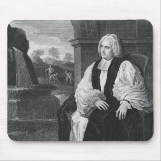 The Right Reverend George Berkeley Mouse Pad