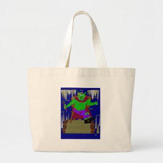 The Right Royal Wartarth Great Goblin King Canvas Bag