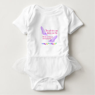 The Right Shoe Baby Bodysuit