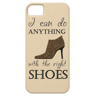 The Right Shoes iPhone 5 Cover