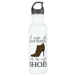 The Right Shoes 24oz Water Bottle