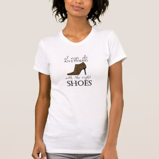 The Right Shoes T-shirt