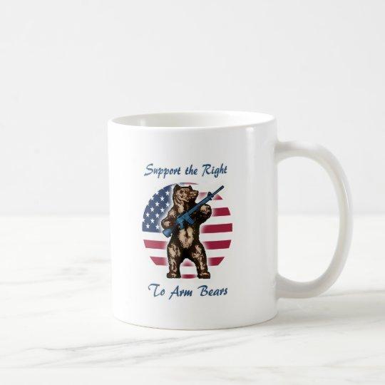 The Right to Arm Bears Coffee Mug