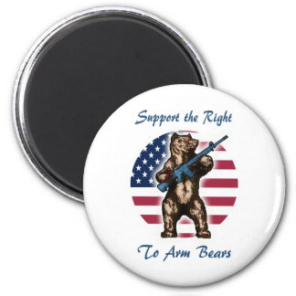 The Right to Arm Bears Magnet