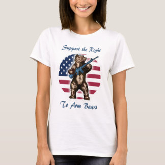 The Right to Arm Bears T-Shirt