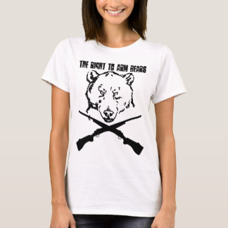 The Right To Arm Bears Women's Basic T-Shirt