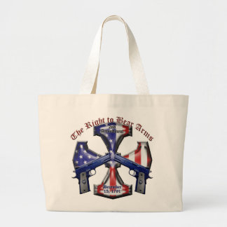 The Right To Bear Arms Tote Bags