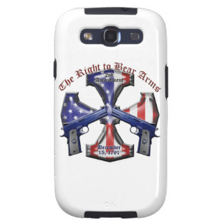 The Right To Bear Arms Galaxy SIII Case