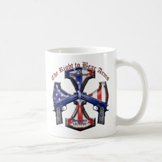 The Right To Bear Arms Coffee Mug