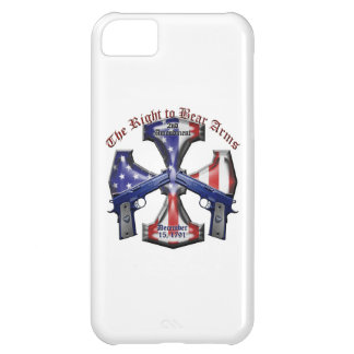 The Right To Bear Arms iPhone 5C Case