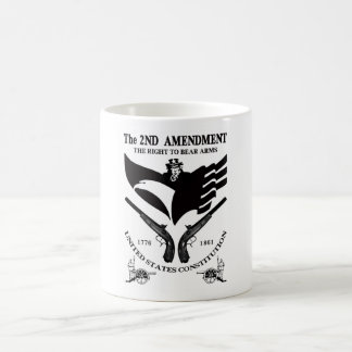 The Right To Bear Arms Classic White Coffee Mug