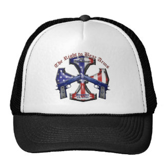 The Right To Bear Arms Trucker Hat