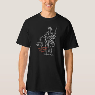 The Righteous are always guilty - T shirt