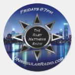 The Riley Matthews Show Circle Sticker