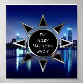 The Riley Matthews Show Paintin' Print