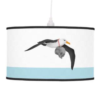 The Rime of the Ancient Mariner Albatross Hanging Lamp