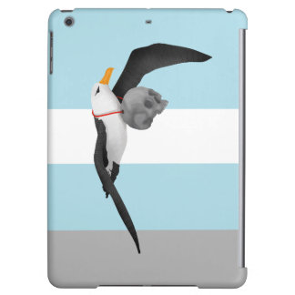 The Rime of the Ancient Mariner Albatross Skull Case For iPad Air
