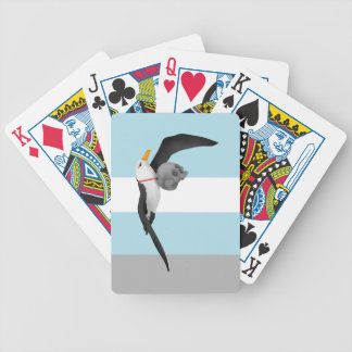 The Rime of the Ancient Mariner Remix Albatross Bicycle Playing Cards