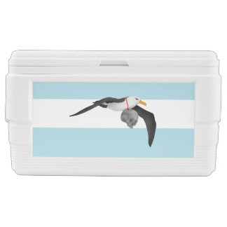 The Rime of the Ancient Mariner Remix Albatross Chest Cooler