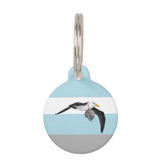 The Rime of the Ancient Mariner Remix Albatross Pet ID Tag
