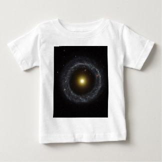 The ring galaxy torch light baby T-Shirt