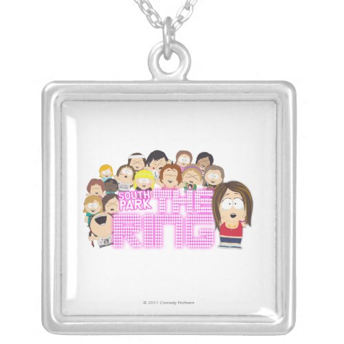 The Ring Groupies necklace
