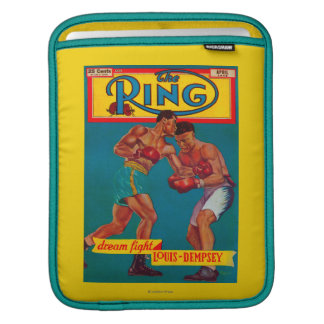 The Ring Magazine Cover