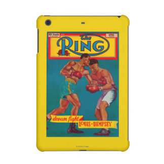 The Ring Magazine Cover iPad Mini Case