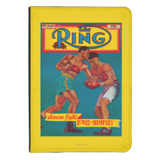 The Ring Magazine Cover Kindle Cover