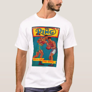 The Ring Magazine Cover T-Shirt