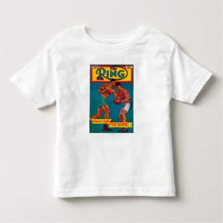 The Ring Magazine Cover Toddler T-shirt