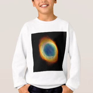 The Ring Nebula M57 NASA Sweatshirt