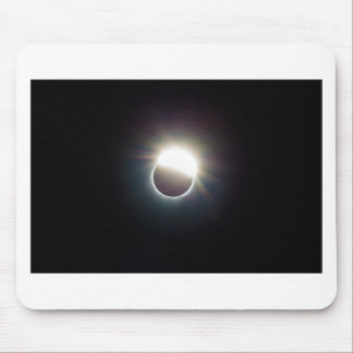 The Ring of 2017 Solar Eclipse Mouse Pad