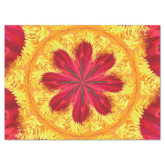 """The Ring of Fire 17"""" X 23"""" Tissue Paper"""