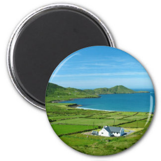 The Ring of Kerry 2 Inch Round Magnet