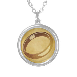 The Ring Round Pendant Necklace