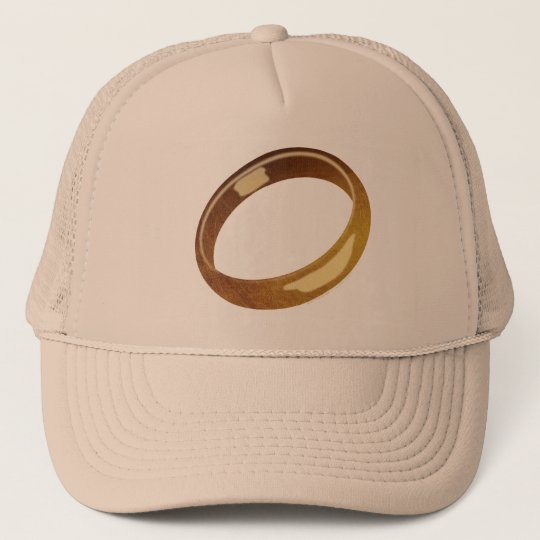The Ring Trucker Hat