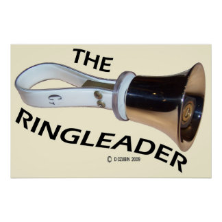 The Ringleader Poster