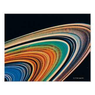 The Rings of Saturn 2 Poster