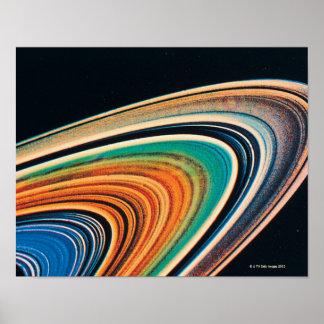 The Rings of Saturn 2 Print