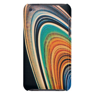 The Rings of Saturn iPod Touch Case-Mate Case