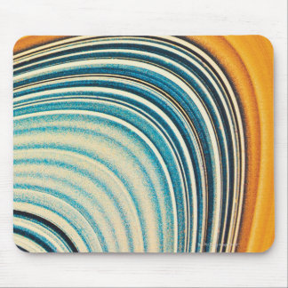 The Rings of Saturn Mouse Pad
