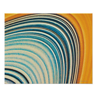 The Rings of Saturn Print