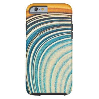 The Rings of Saturn Tough iPhone 6 Case