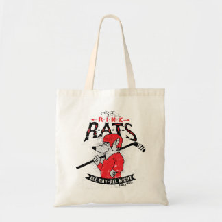 The Rink Rats Hockey Tote Bag